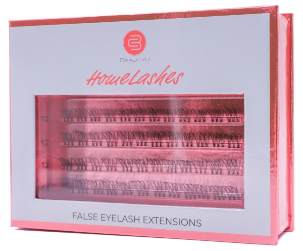 HomeLashes - Künstliche Wimpernverlängerung (Lash Extensions) für Zuhause